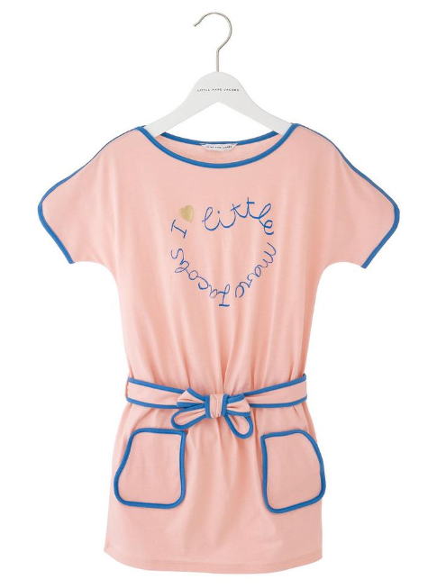 c3ce7991a5b4 Little Marc Jacobs I Heart LMJ T-shirt Dress | Little Marc Jacobs ...