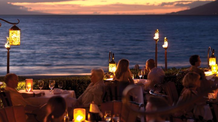 Ferraro S Bar E Ristorante Maui Italian Restaurant Four Seasons