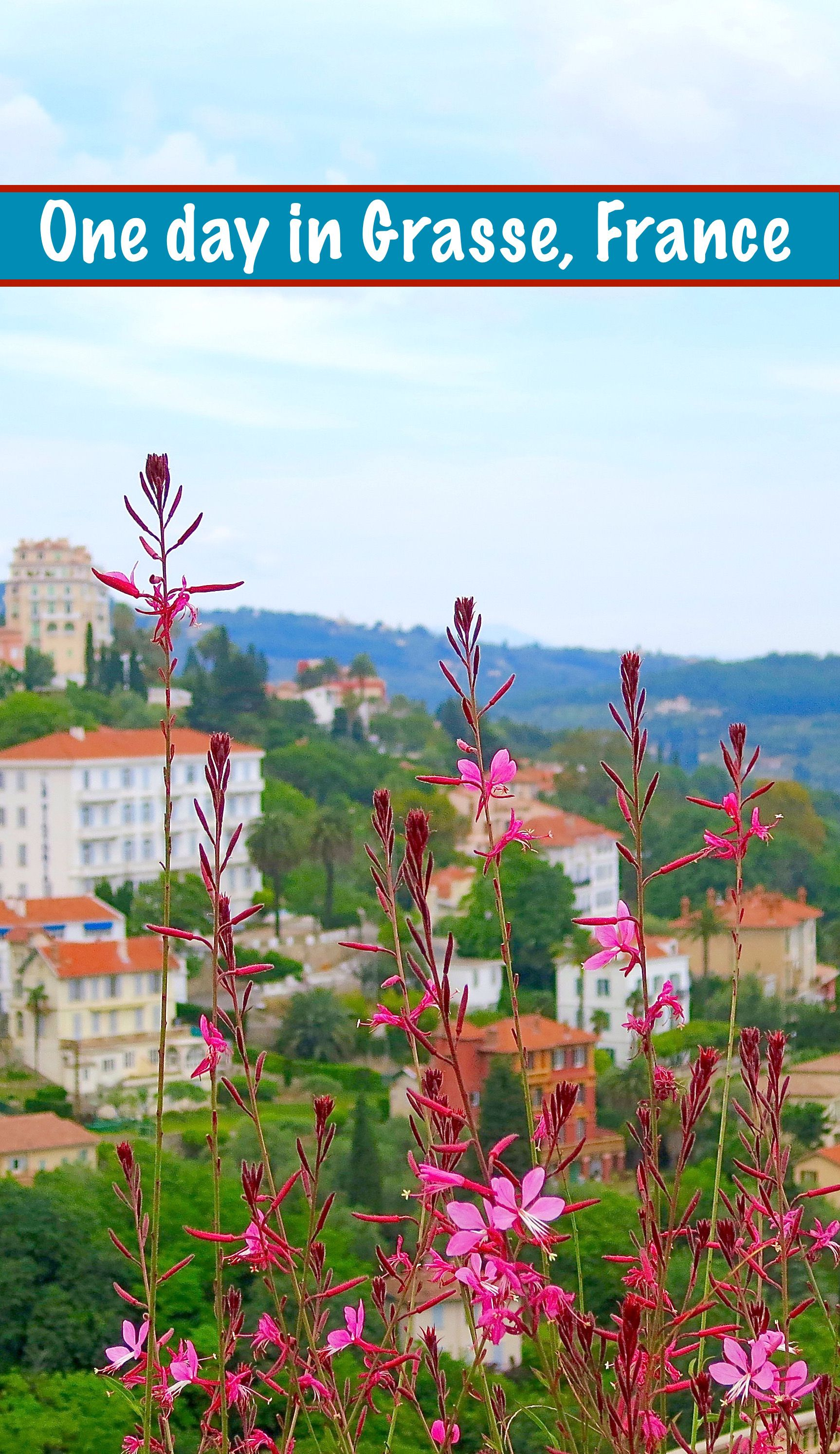The town of Grasse, France, is known as the perfume ...