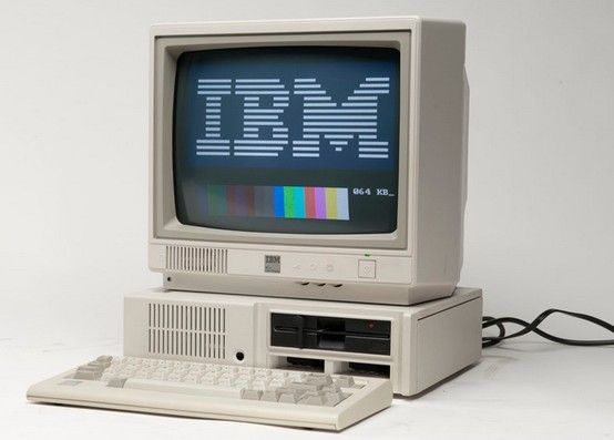 On August 12, 1981, International Business Machines Personal ...