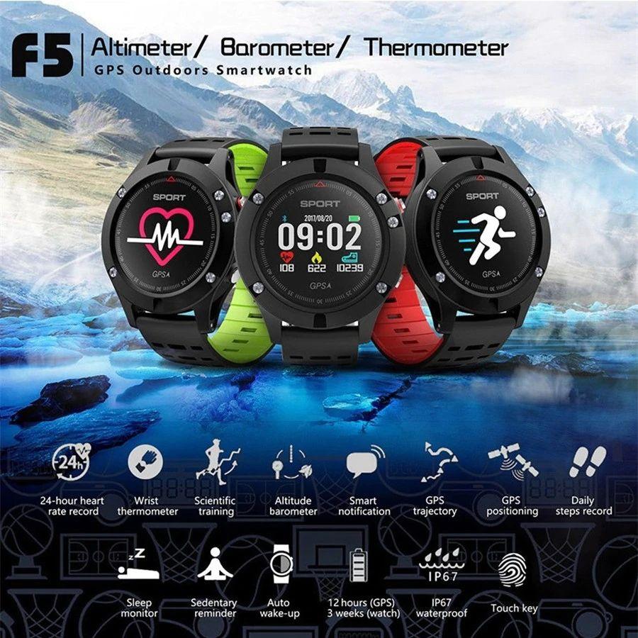 Outdoor GPS Bluetooth Smart Watch Smart watch, Activity