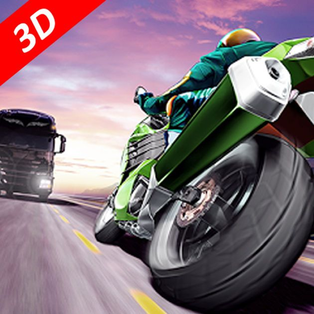 New Ios App Traffic Highway Monster Bike Viacheslav Kourov