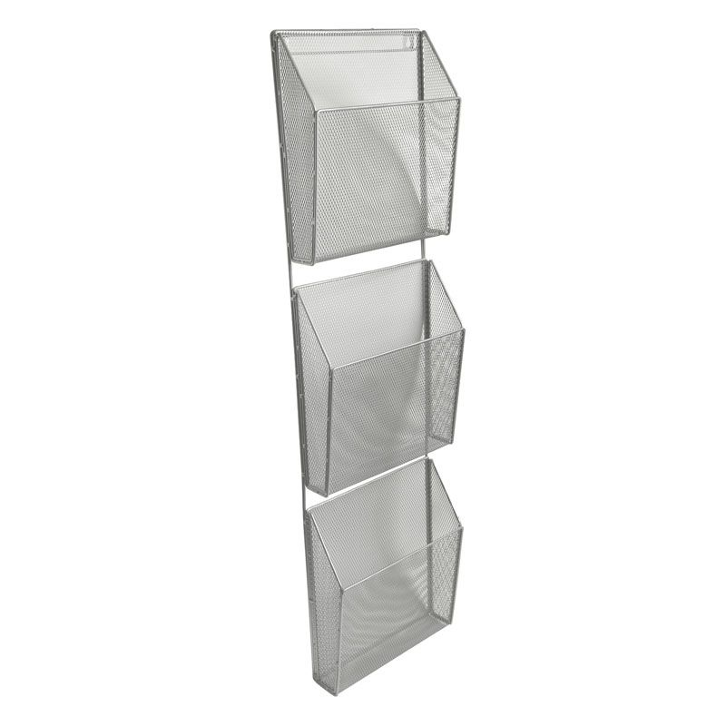 Great Organizer For Mail Sorting Mesh Basket Ladder By Design Ideas 40