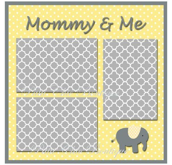 baby scrapbook ideas boy diy