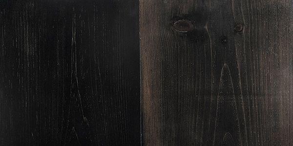松の黒檀の汚れ