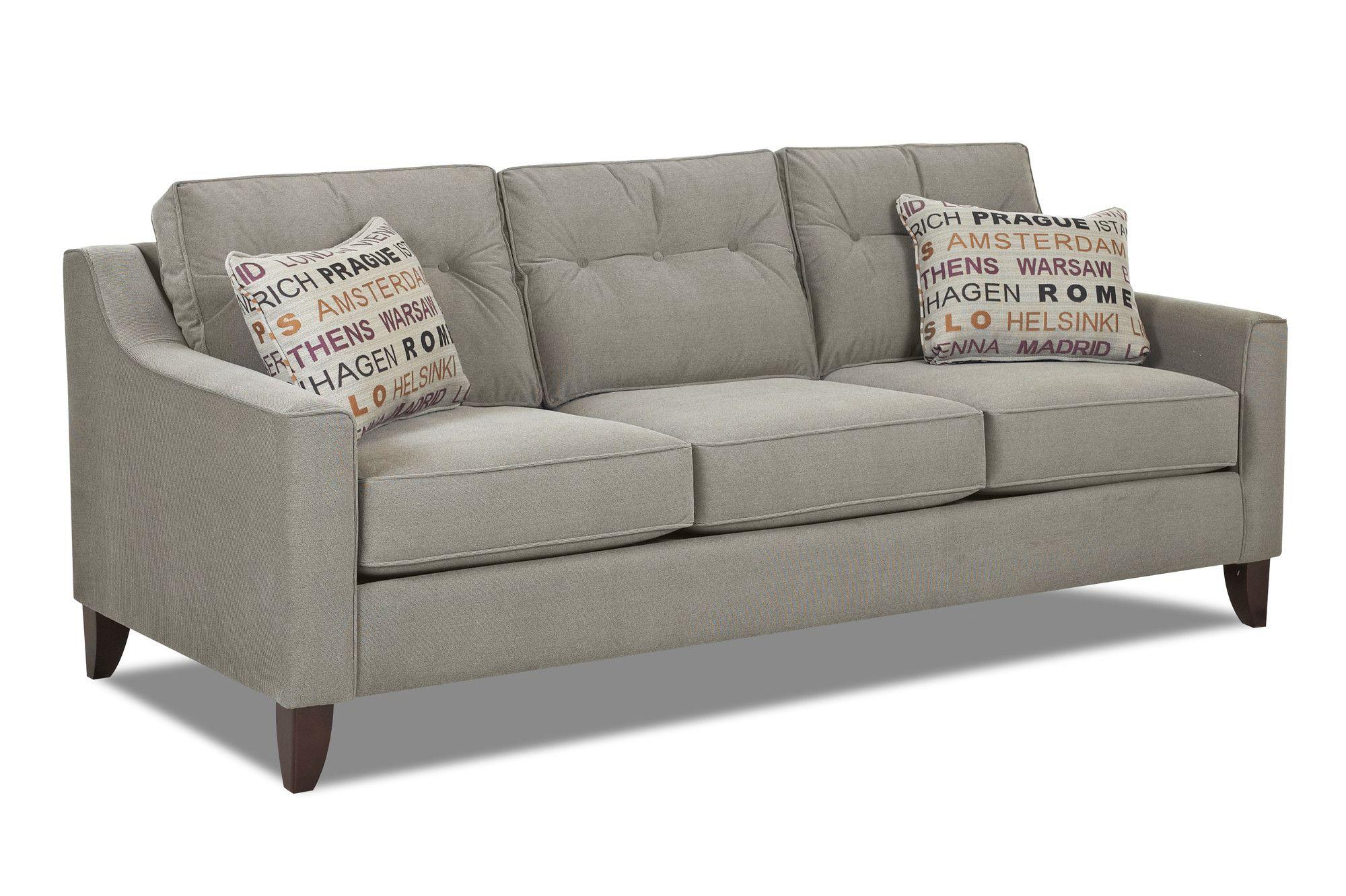 Gentil Klaussner Furniture Audrina Sofa U0026 Reviews | Wayfair