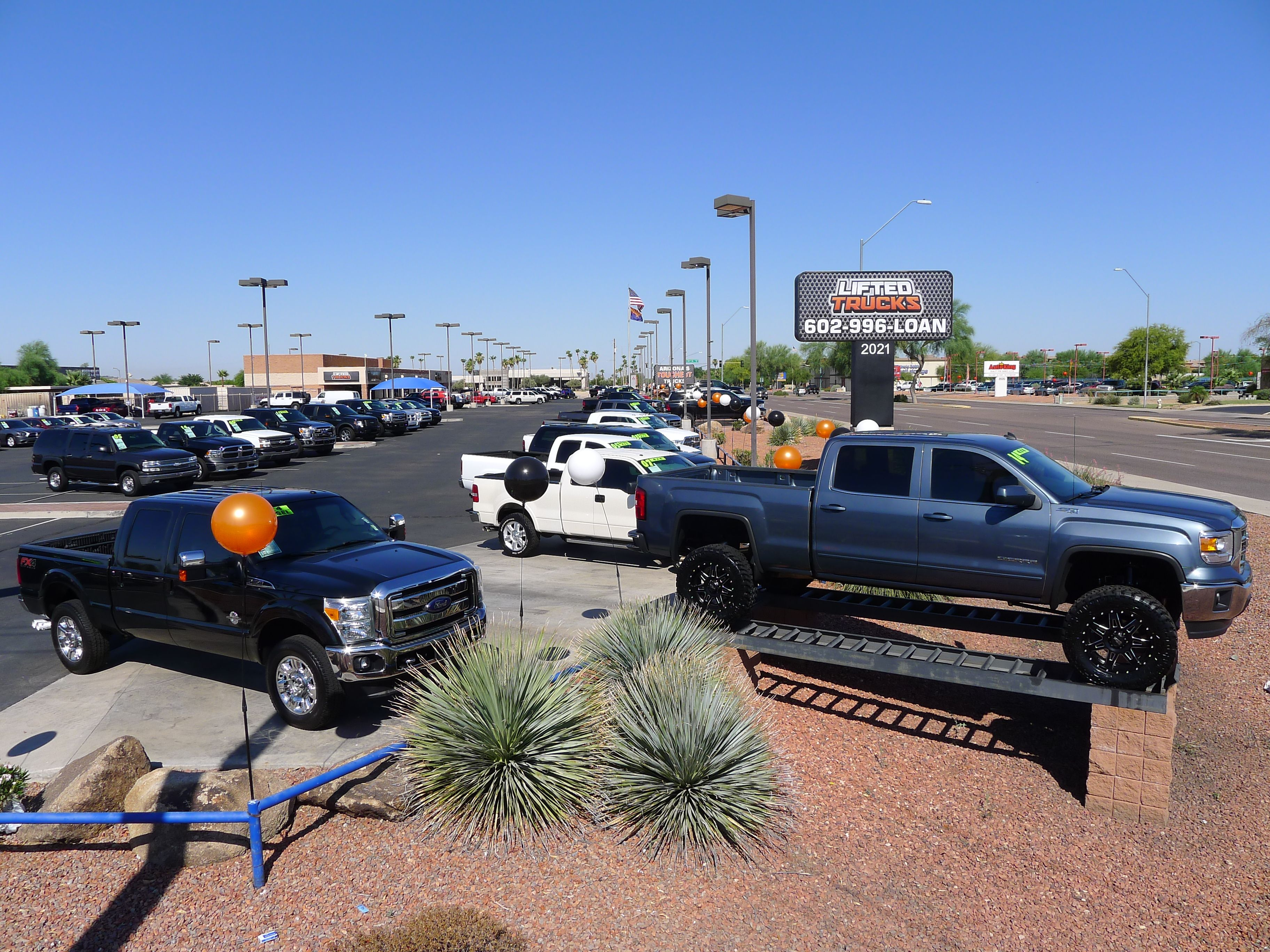 Lifted Trucks In Phoenix Az Used Trucks Lifted Trucks Trucks