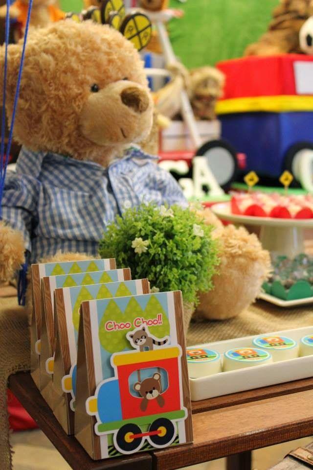 Festa Ursos Maquinistas