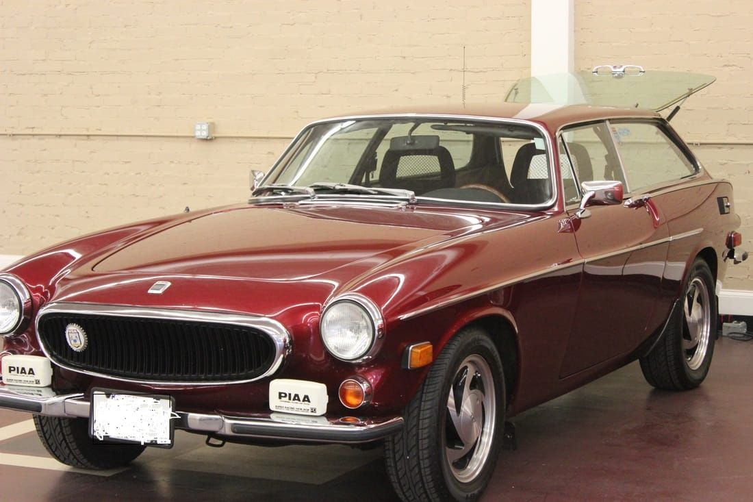 This is a nice example of the 1800ES, the wagon version of