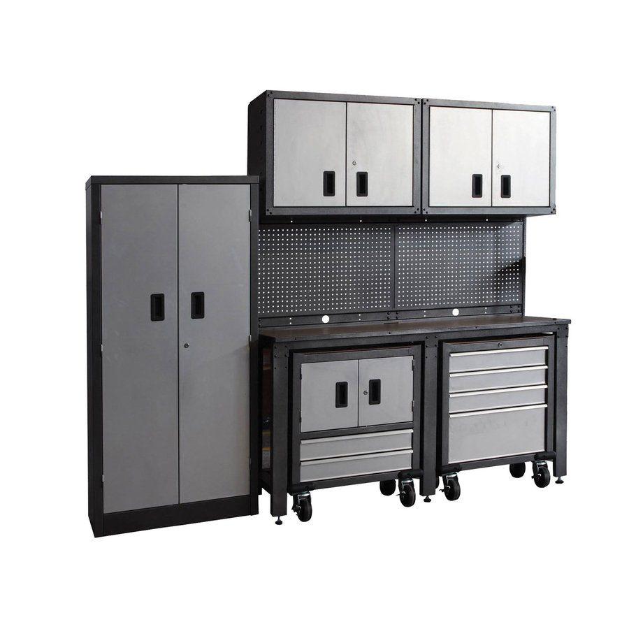 Lowes Garage Shelves Garage Storage Systems Garage Storage