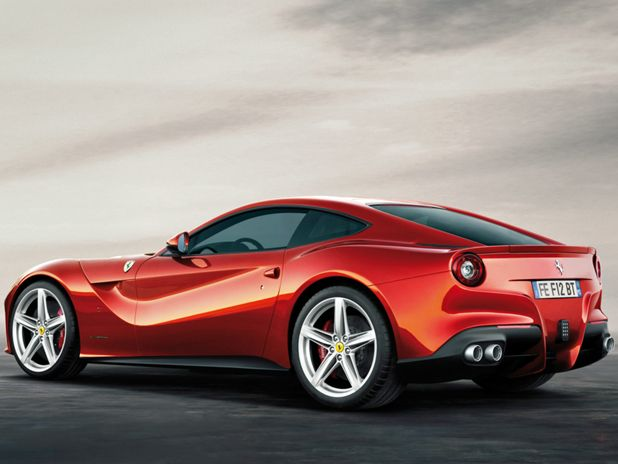 Whoa, the new Ferrari...I will have a couple of those #newferrari