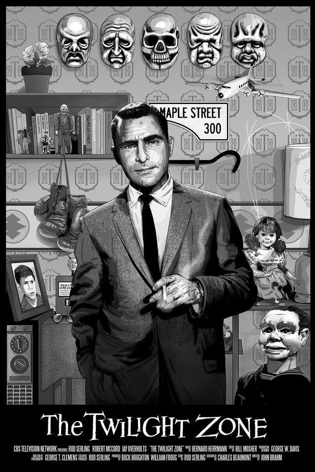 190 Twilight Zone Ideas In 2021 Twilight Zone Twilight Zone