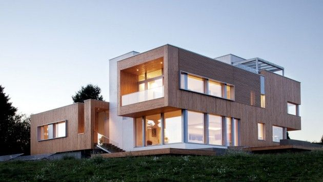 Karuna House, Designed By Holst Architecture And Built By Hammer U0026 Hand, Is  In The World To Earn Passive House, Minergie And LEED Certification.