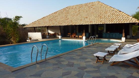 resort at tadoba