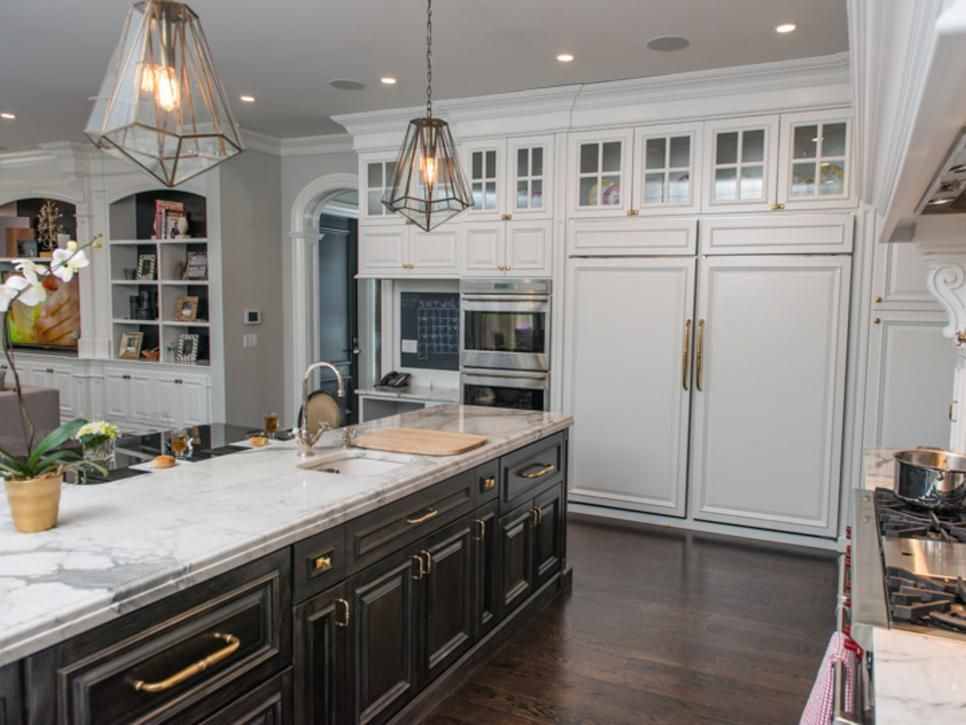 Beautiful Kitchens With Islands beautiful pictures of kitchen islands: hgtv's favorite design