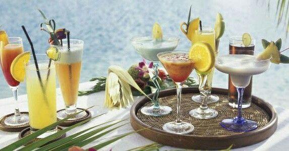 Tragos de verano vía @elgourmet  #food #foodie #yummy #like #drinks #summer #instagood #likeit