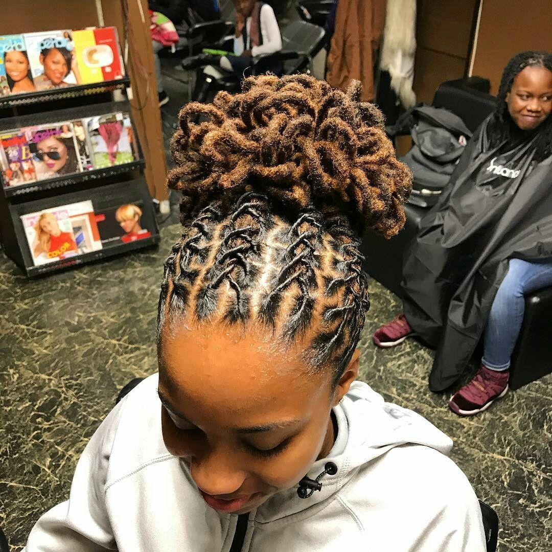 Boost Your Dreadlocks Hairstyles The Designers Way Locs Hairstyles Natural Hair Styles Hair Styles
