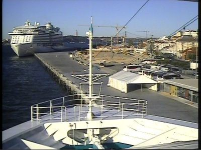 Amadea Cruise Ship Webcam Webcams Pinterest Cruise Ships - Webcams on cruise ships