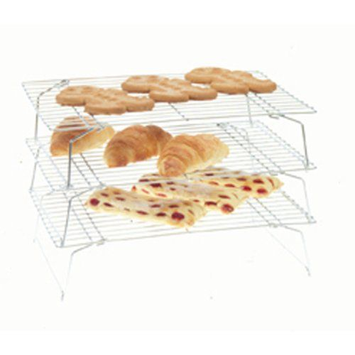 Norpro Three Tier Stacking Cooling Rack Visit The Affiliate