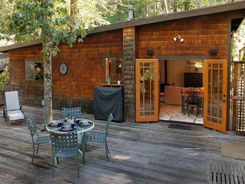 Guerneville Vacation Rental VRBO 3178829ha 2 BR