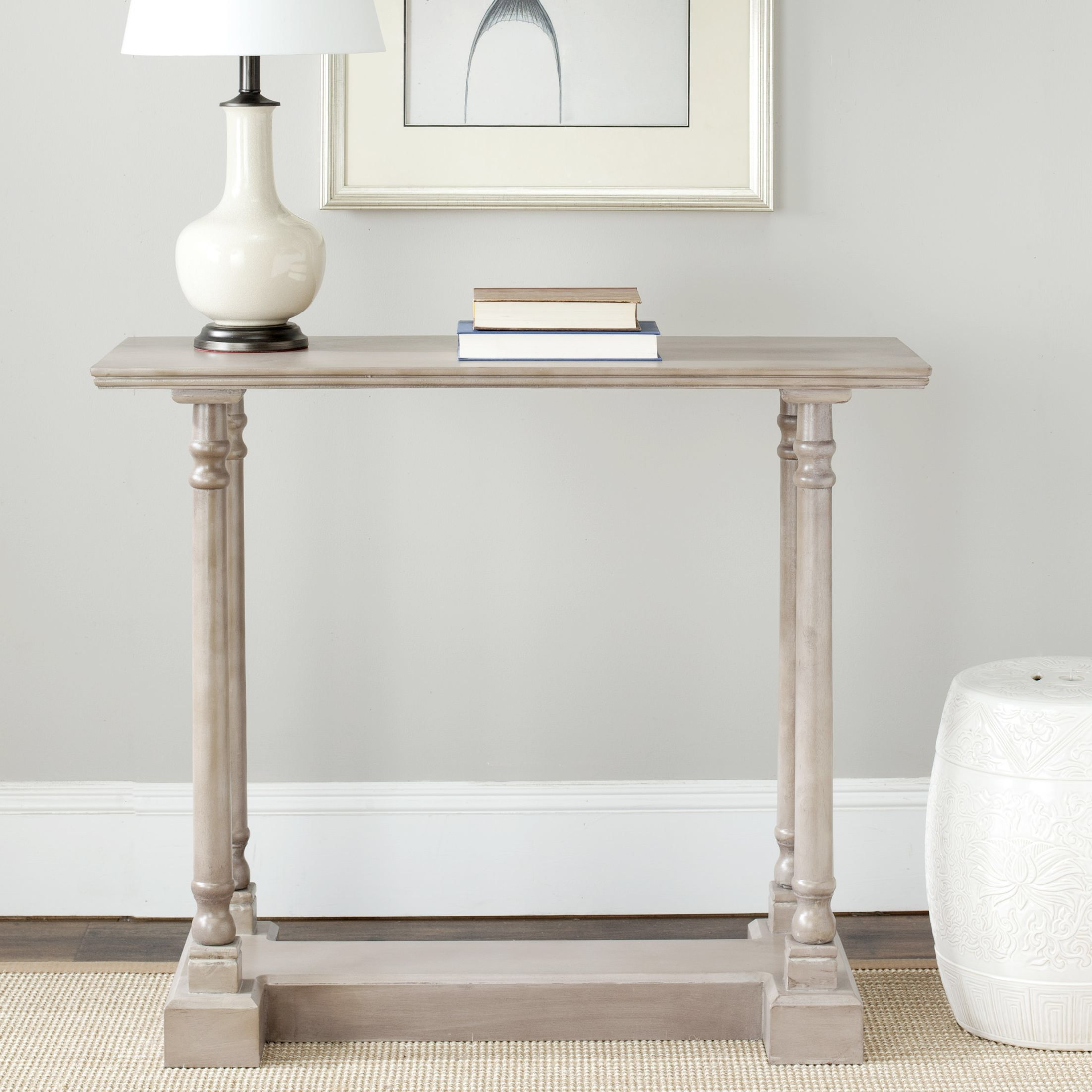 Andy console table my next big project pinterest big project find this pin and more on my next big project safavieh regan console table geotapseo Images