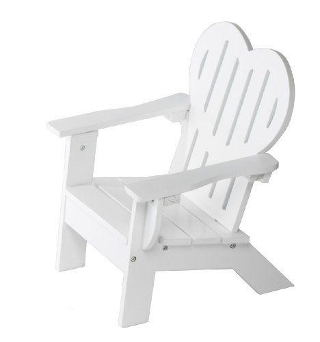 Excellent Adirondack Chair Fits American Girl Dolls 18 Inch Doll Machost Co Dining Chair Design Ideas Machostcouk