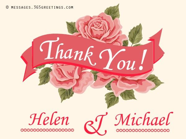 Wedding Thank You Notes Note, Wedding thank you and Wedding