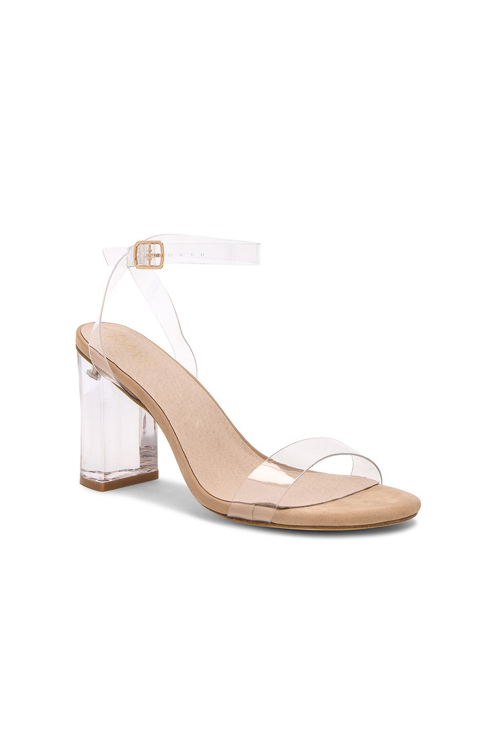 be22dce80a09 RAYE x REVOLVE Alta Heel in Nude | REVOLVE | Dress | Heels, Shoes ...