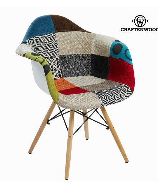 Meuble Idéal Le CraftenwoodEst Chaise Pp La Qui Patchwork By f7by6g