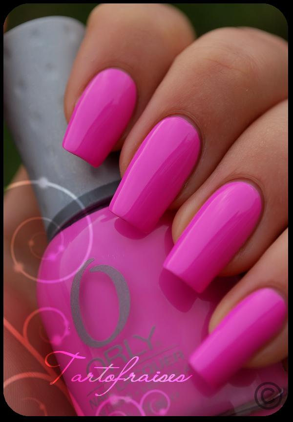 Fuschia Pink Nails   Best Nail Designs 2018