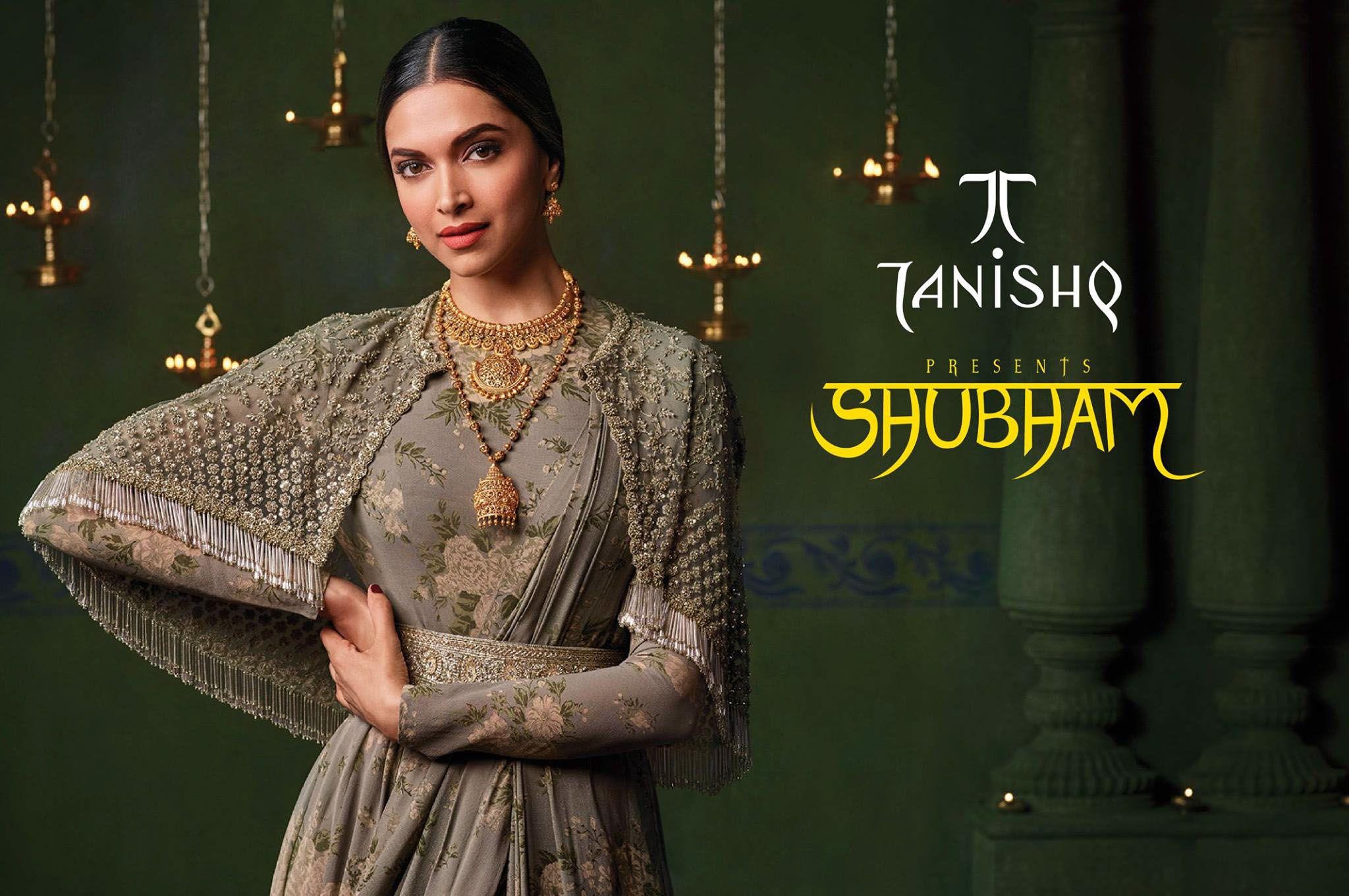 Tanishq Festive Campaign 2016 With Deepika Padukone Guzellik