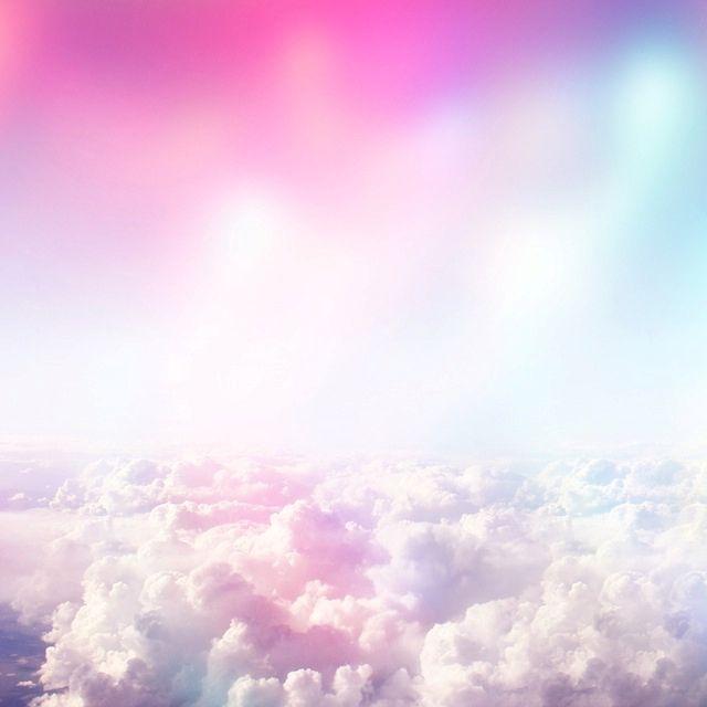 Dreamy Pink Clouds