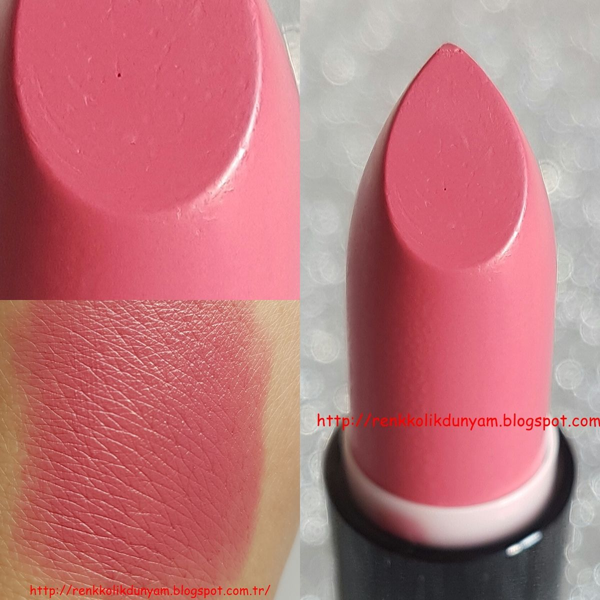 Rimmel Kate Moss Lasting Finish Matte Lipstick - 105