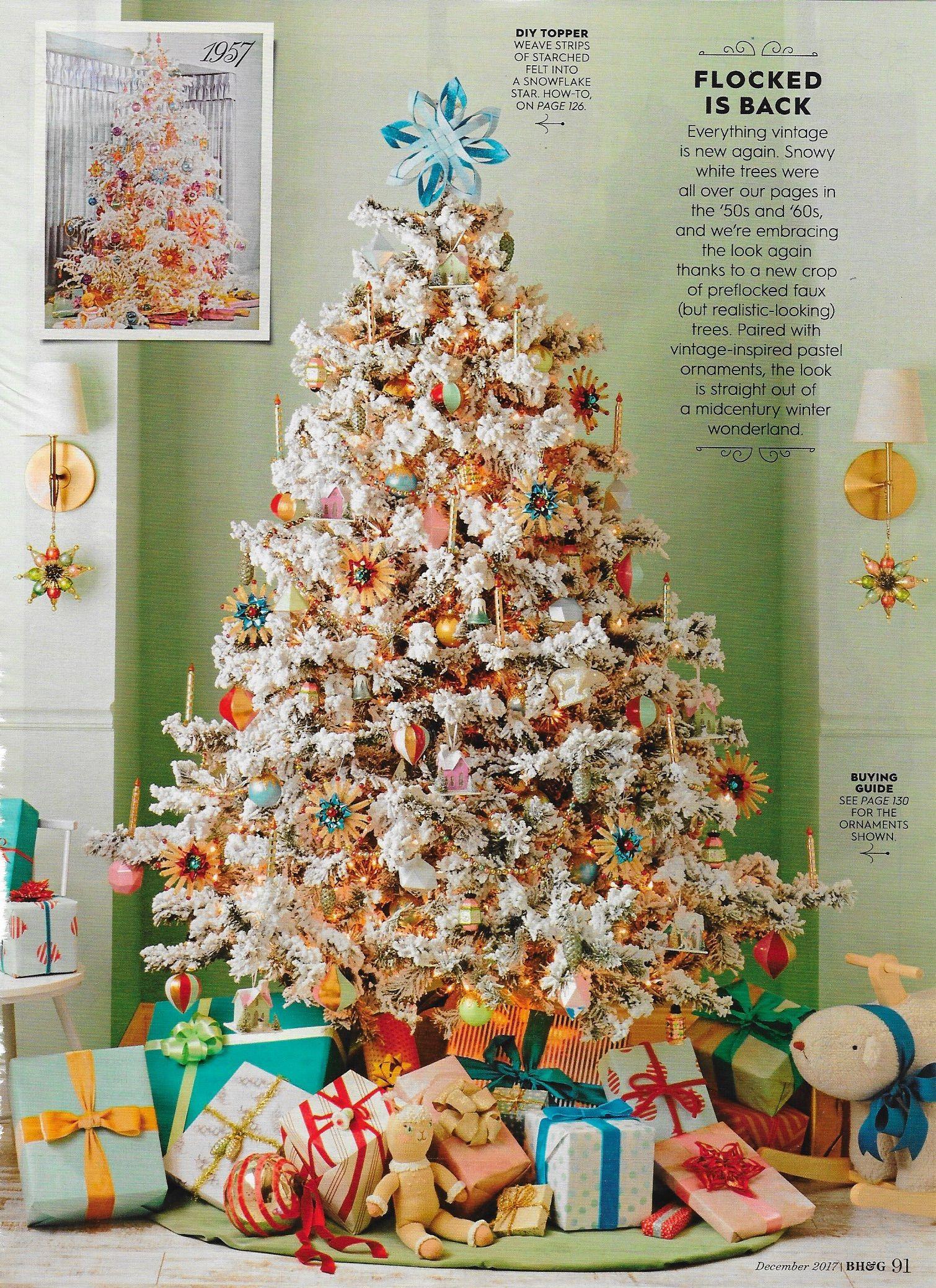 Vintage Tree Bhg O Christmas Tree 3 Christmas Better