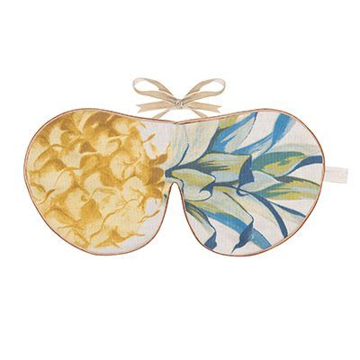 Holistic Silk Limited Edition Eye Mask Pineapple