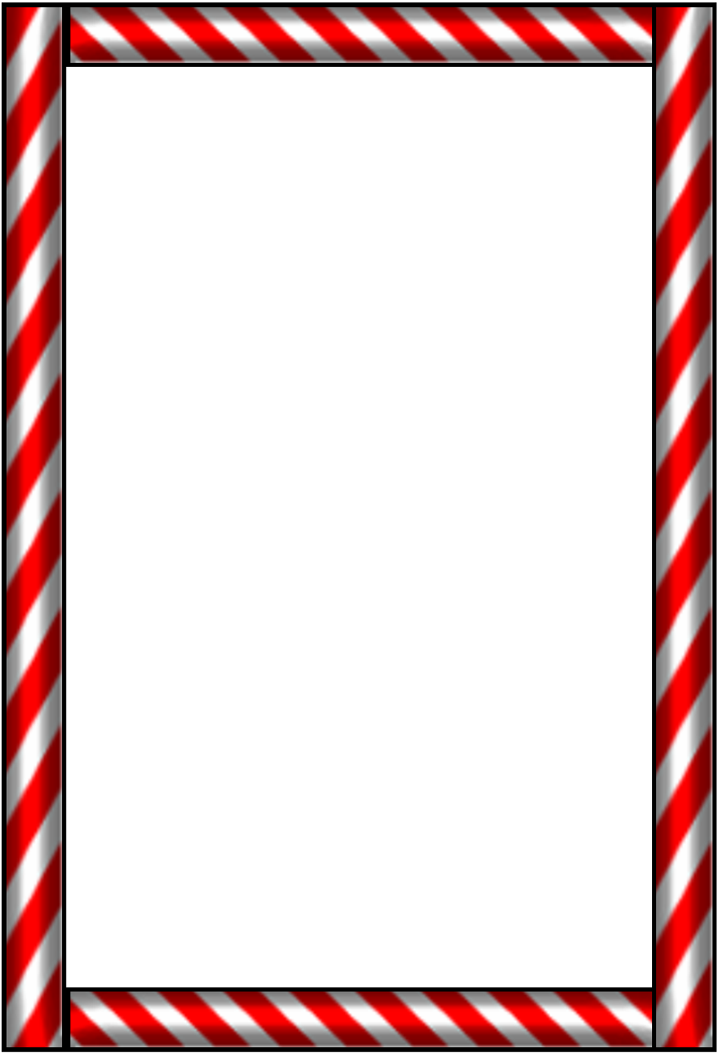 hight resolution of candy cane clip art borders google search