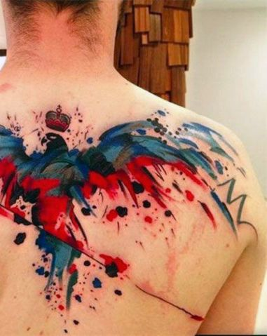 Top 53 Back Tattoo Ideas 2020 Inspiration Guide Back Tattoos For Guys Tattoos For Guys Tattoos