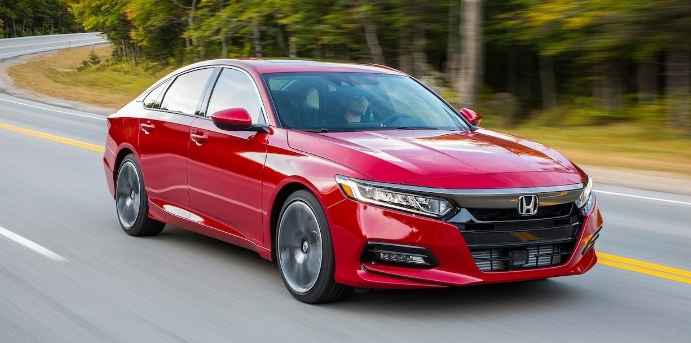 2020 Honda Accord Review, Interior and Release Date