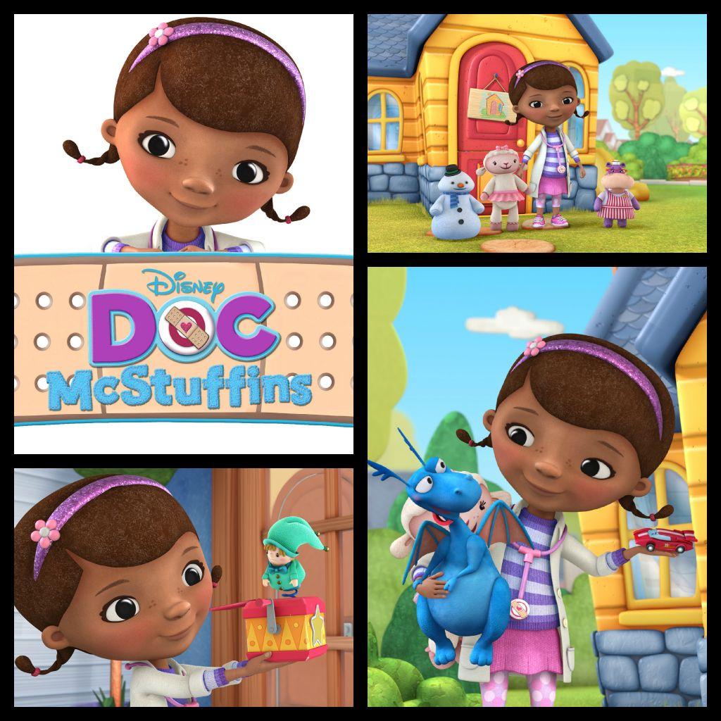 Perfecto Disney Jr Para Colorear Doc Mcstuffins Colección de ...