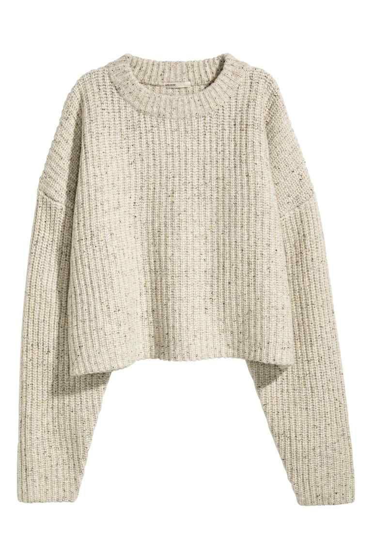 68a01b28fcc Vastagon kötött gyapjúpulóver in 2019 | WEAR | Chunky knit jumper ...
