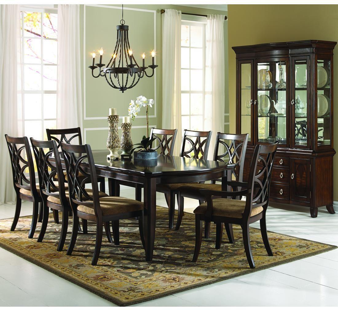 Exuding the sophisticated elegance that your formal dining for Unique formal dining room sets