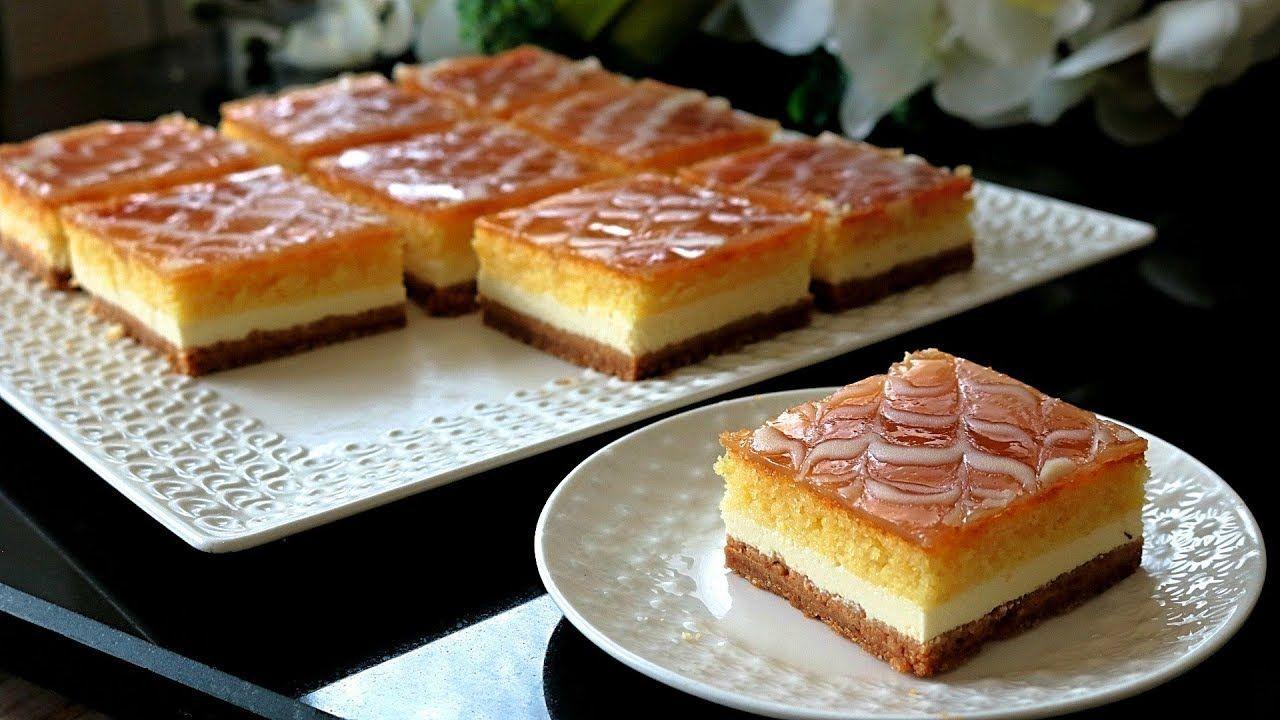 Bassboussa بسبوسة تشيز كيك طبقات خطييرة و مغايرة للمناسبات أو اللمجة العبار بالكأس Indian Dessert Recipes Desserts Sweet Desserts