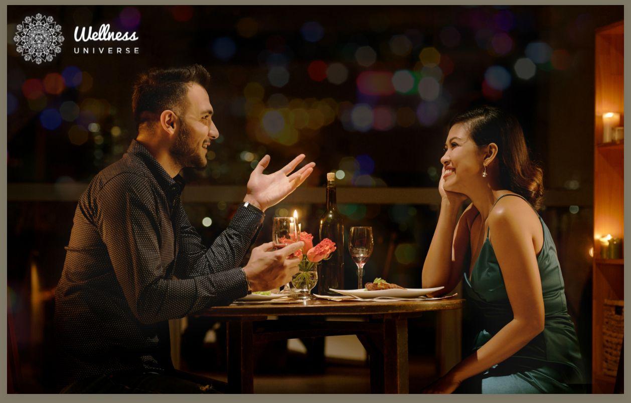 5 FIRST DATE CONVERSATION STARTERS by #WUVIP #