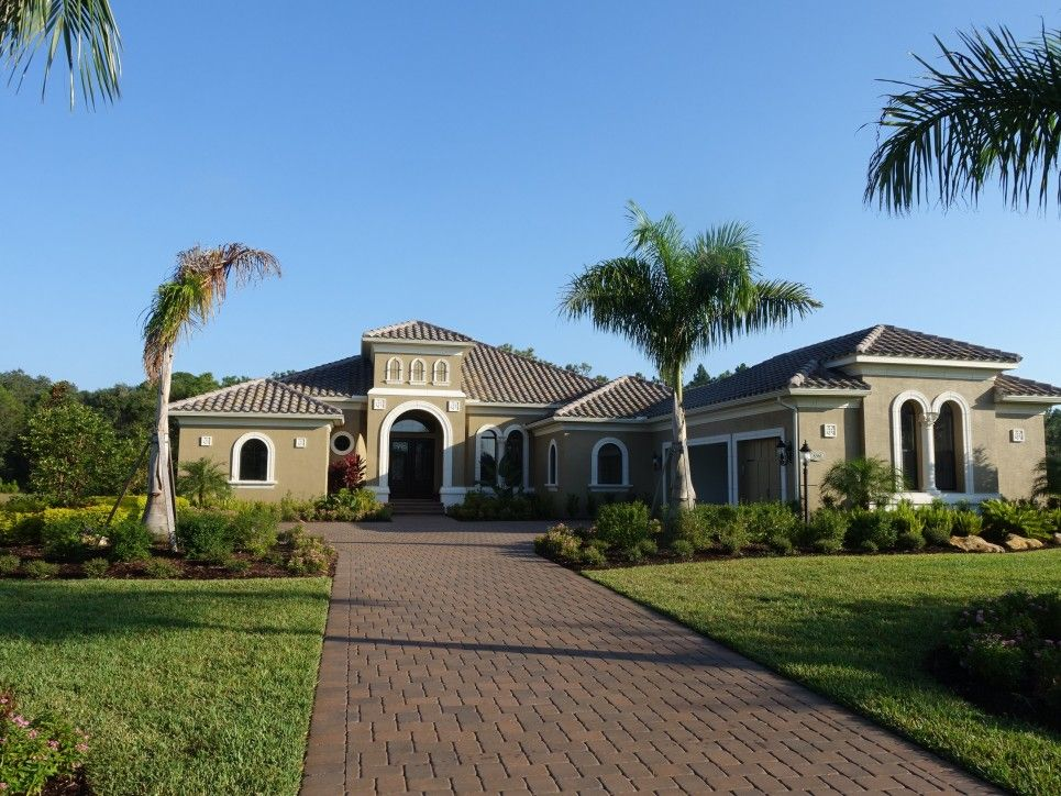 Inspecting new construction in Lakewood Ranch today!! It