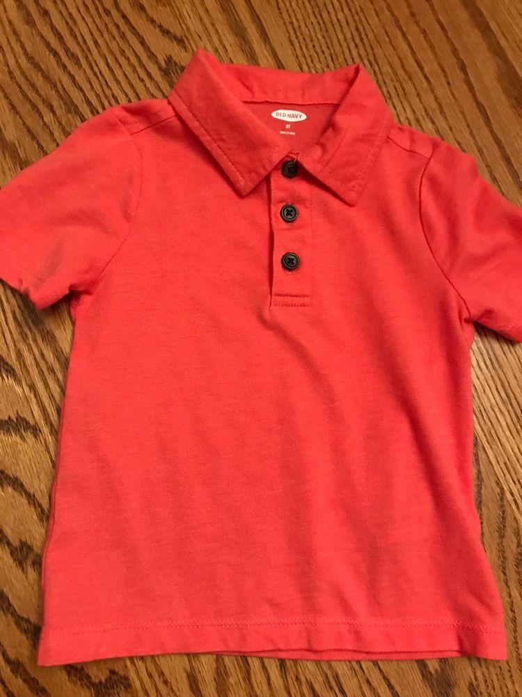 b97562e5 Old Navy Toddler Boys Coral Shirt Size 2T #fashion #clothing #shoes  #accessories #babytoddlerclothing #boysclothingnewborn5t (ebay link)