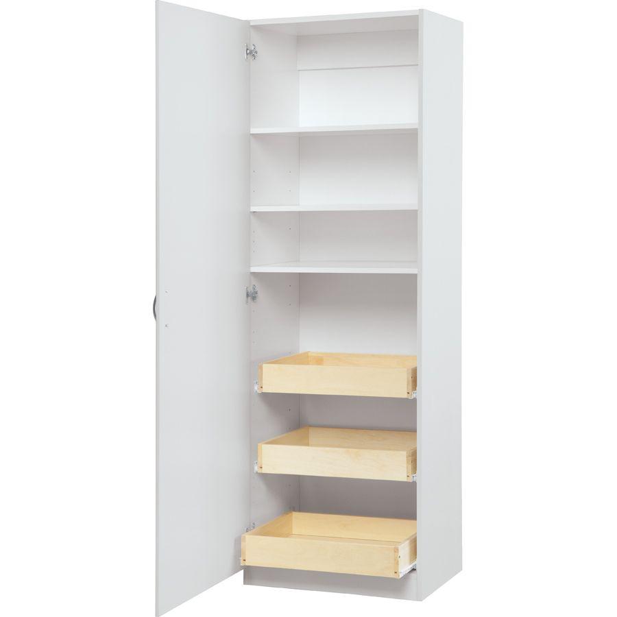 Shop Estate By Rsi 70 375 In H X 23 75 In W X 16 625 In D Wood Composite Multipurpose Cabinet At Lowes Com Utility Storage Cabinet Utility Storage Storage