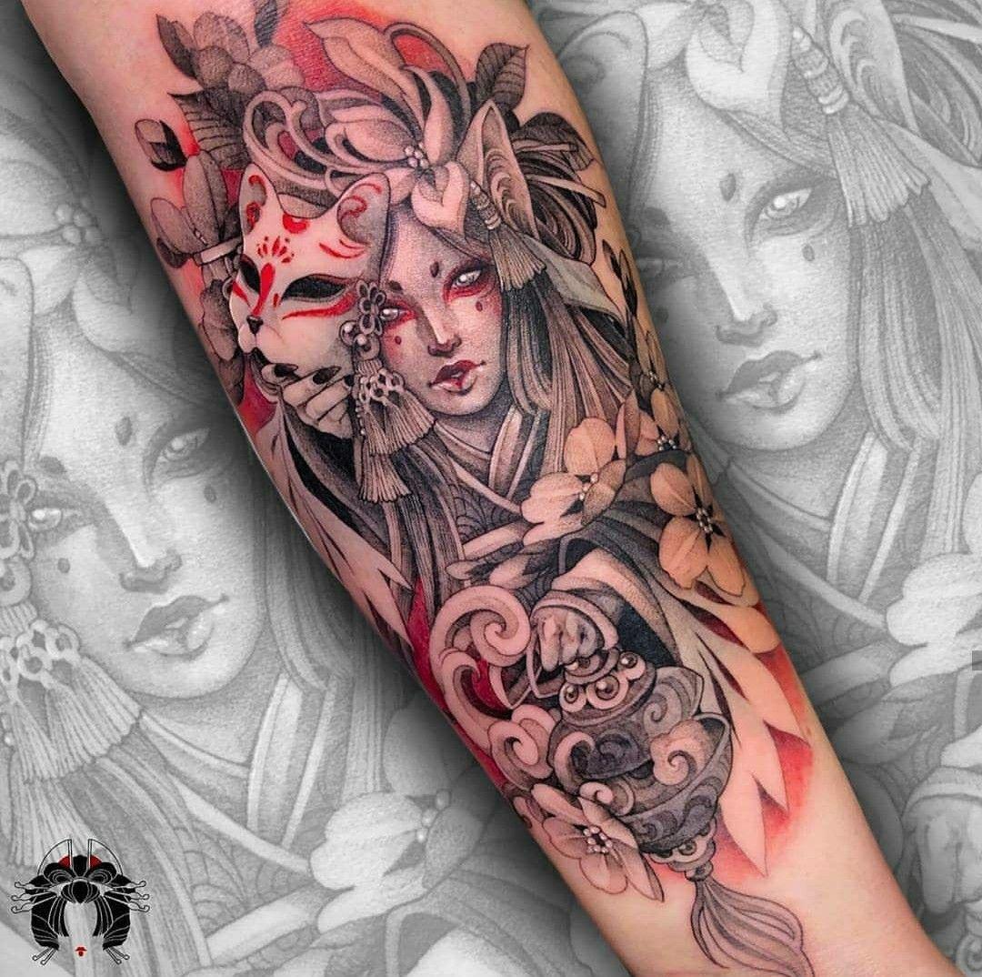 Pin By Tan Zendrick On Tattoo Drawings In 2020 Geisha Tattoo Design Geisha Tattoo Japanese Tattoo Designs