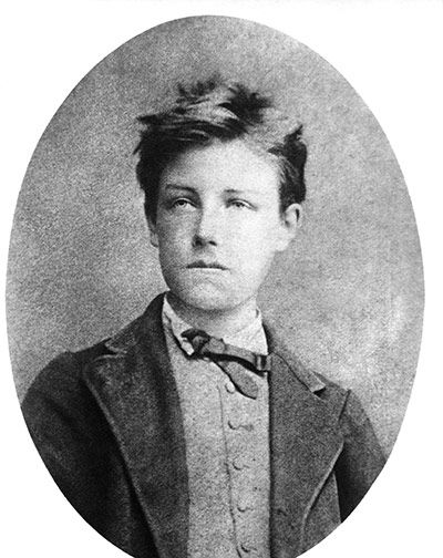 a comparison of works between arthur rimbaud an allen ginsberg I'm not his father: lionel trilling, allen ginsberg, and the contours of literary modernism  poetry of arthur rimbaud, a decisive moment in his intellectual.