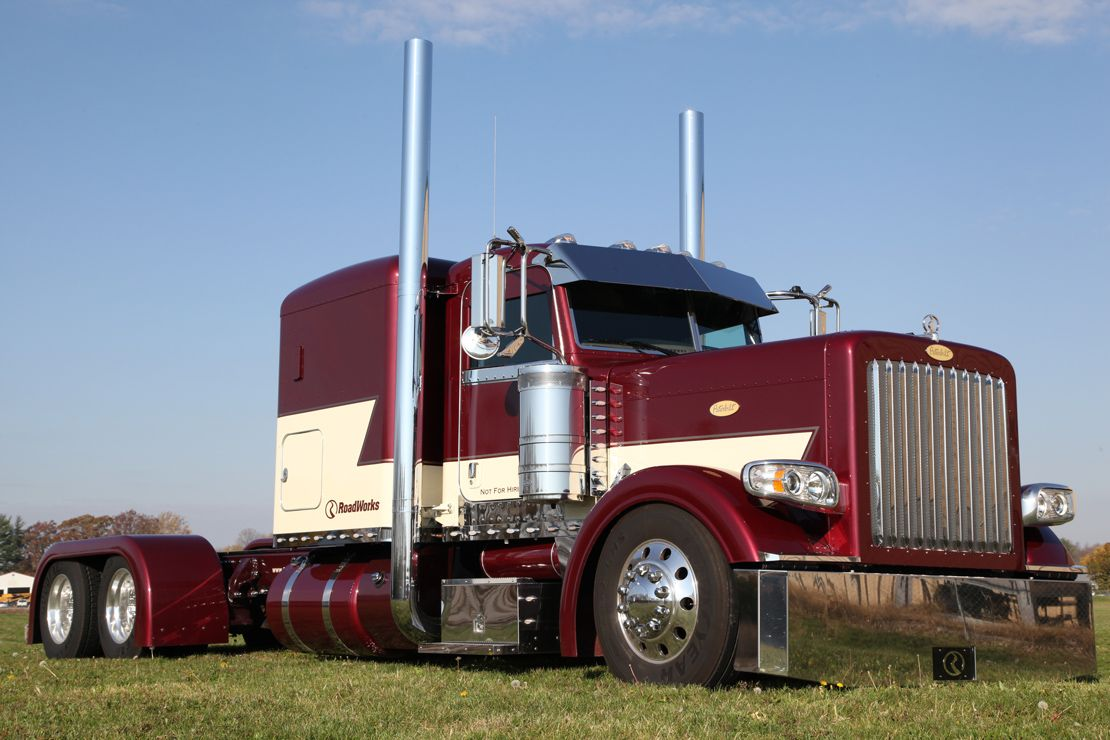 2012 Big rig trucks, Big trucks, Peterbilt