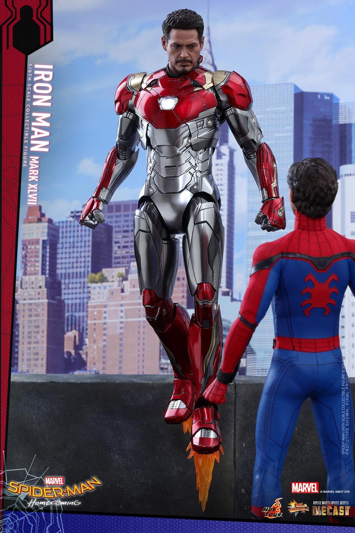 Iron Man Iron Man Mark Spiderman Homecoming